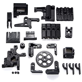 =high Quality Pla=- Reprap Mendal Prusa I3 Printed Parts Kit Parts & Accessories