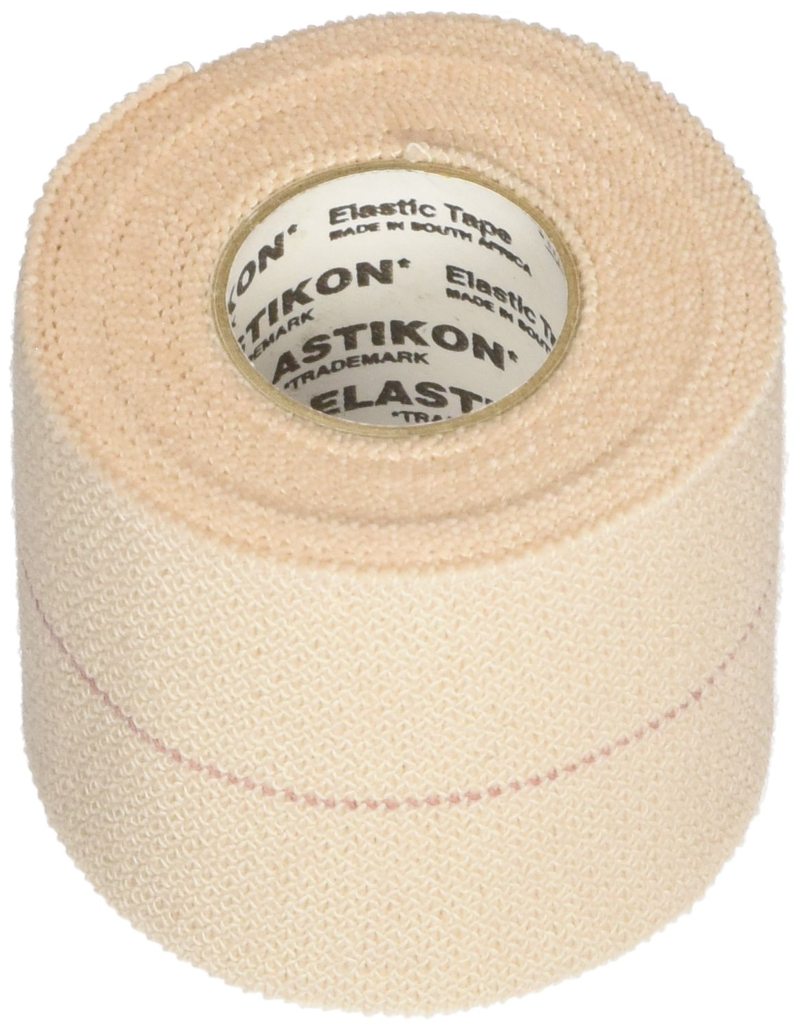 J&J HEALTHCARE  First Aid Elastikon ElasticTape - 2 Inches X 2.5 yards - 6 rolls by J&J HEALTHCARE.