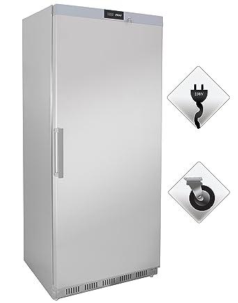 Zorro - Tiefkühlschrank ECO600F s/s - Edelstahl - Gastro ...