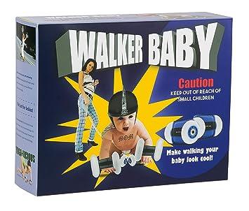 Amazon.com: Pack de 2 broma caja Walker bebé: Toys & Games