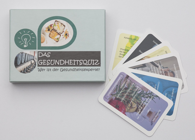 RR\'s Spielesammlung Spielerisch zur Gesundheit - Das Quizspiel, das ...
