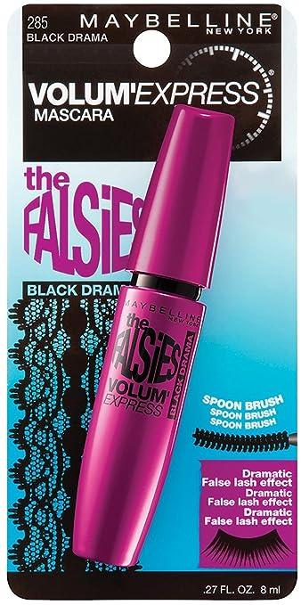 19699557c29 Maybelline Volum' Express Black Drama Mascara, 8.2 ml: Amazon.co.uk: Beauty