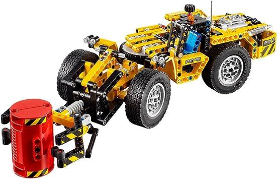 Lego Technic Mine Loader 42049 Building Kit 476 Pcs