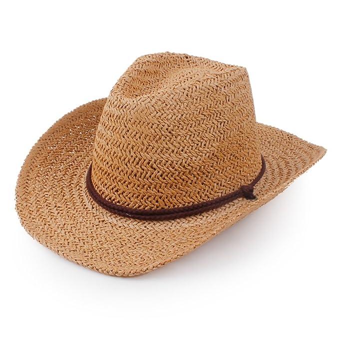 KYWBD Sombrero de Paja de los niños e15a0a4271b