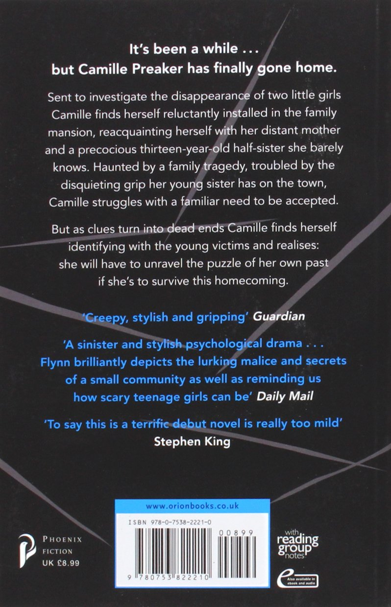 sharp objects book review guardian