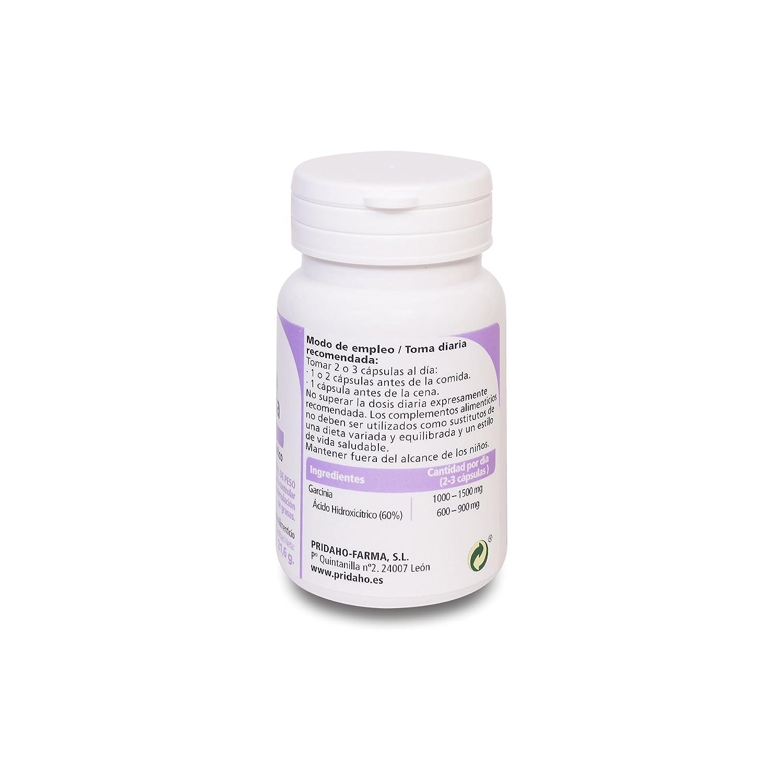 SANON - SANON Garcinia Cambogia 30 cápsulas de 625 mg: Amazon.es: Salud y cuidado personal