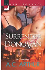 Surrender to a Donovan (The Donovans Book 8) Kindle Edition