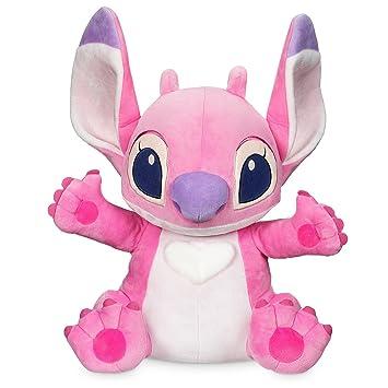 Disney Angel Grande Peluche 48cm - Lilo y Stitch