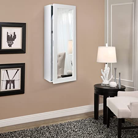Armadio A Muro Con Specchio.Ustyle Asse Da Stiro Armadio A Muro Con Integrato Asse Da Stiro