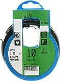 Profiplast PRP500029 Couronne de câble 10 m ho7v-u 1,5 mm Noir