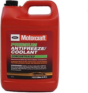 Genuine Ford Fluid VC-5 Premium Concentrated Antifreeze/Coolant - 1 Gallon