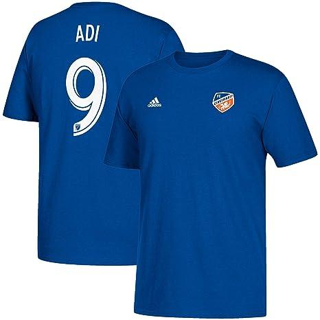 sports shoes 7e67c 19eaf Amazon.com : adidas Fanendo Adi FC Cincinnati Men's Blue ...