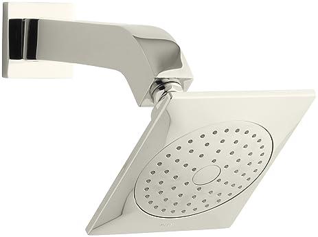 KOHLER K 14681 SN Loure 2.5 Gpm Single Function Showerhead With Katalyst  Spray