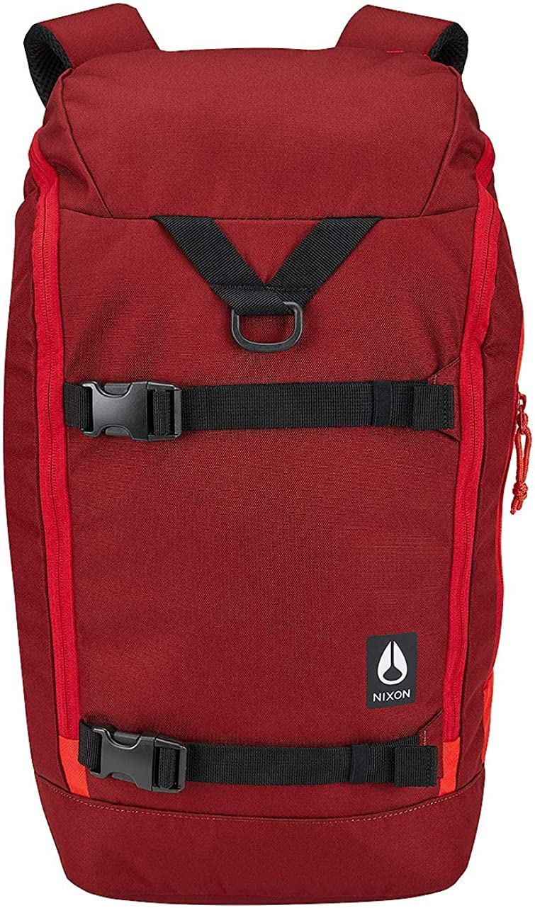 NIXON Hauler 25L Backpack - Made with REPREVE Our Ocean and REPREVE recycled plastics.