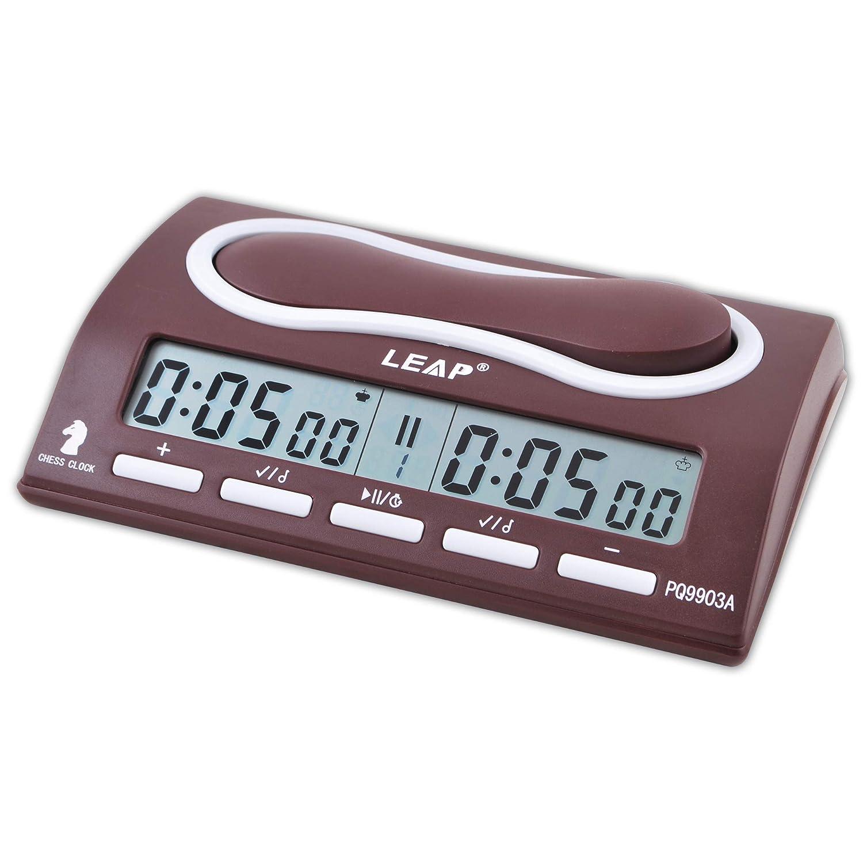 Staroyun 6056165 - Reloj electrónico de ajedrez: Amazon.es ...
