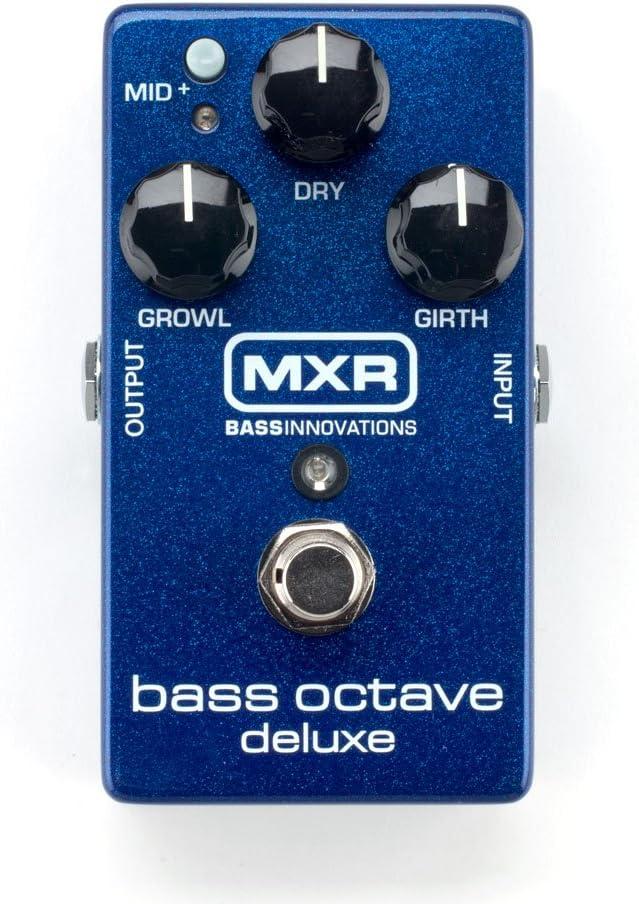 Jim Dunlop - Mxr M288 Bass Octave Deluxe