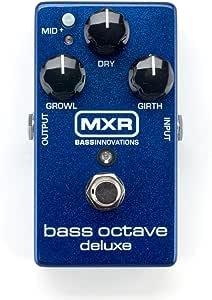 MXR M288 Bass Octave Deluxe: Amazon.es: Instrumentos musicales