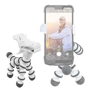 DURAGADGET Soporte/Pinza para Smartphone Doogee S90 Escritorio ...