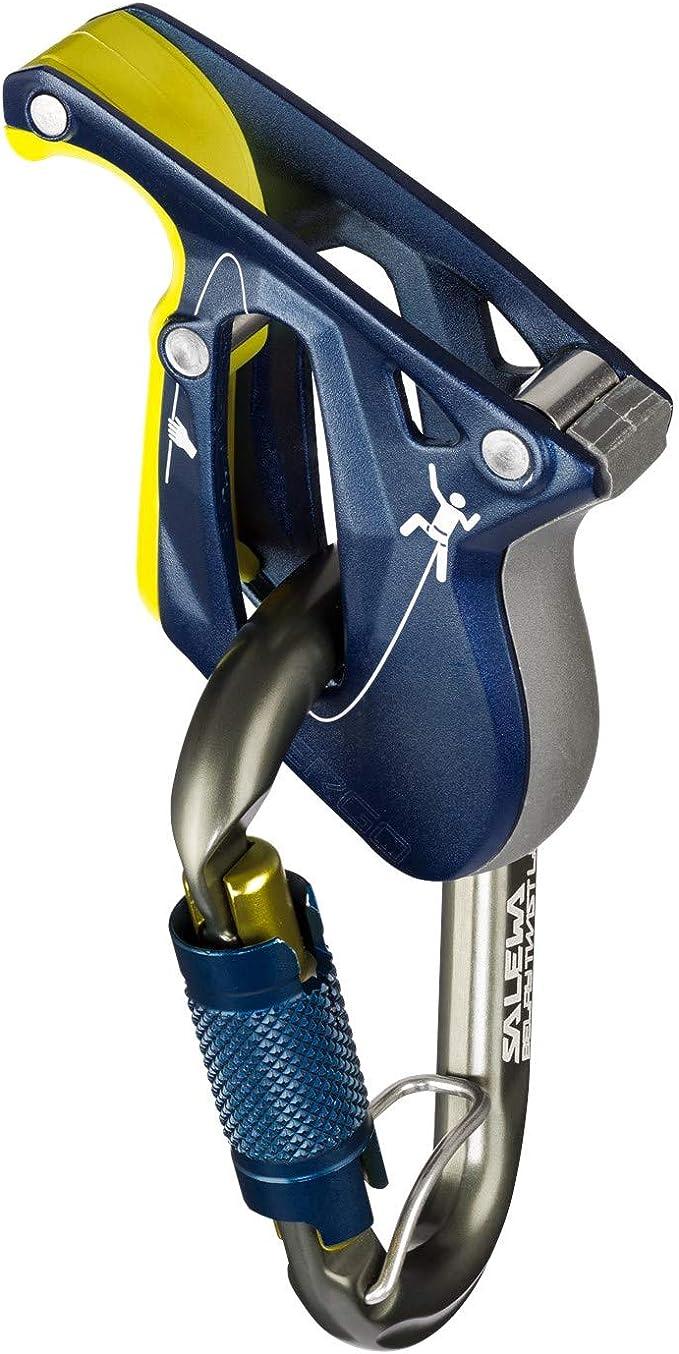 Salewa Belay Twist Lock Karabiner moschettone per arrampicata sportiva