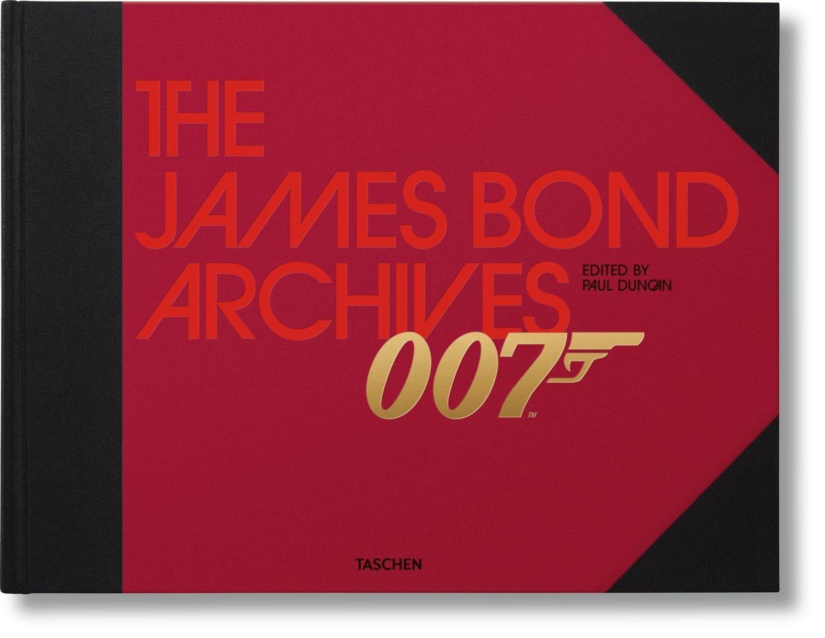 Les Archives James Bond. Édition SPECTRE