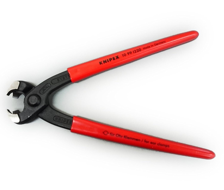 Knipex 10 99 I220 alicate - Alicates (Acero, De plástico, Rojo, 22 cm, 340 g): Amazon.es: Bricolaje y herramientas