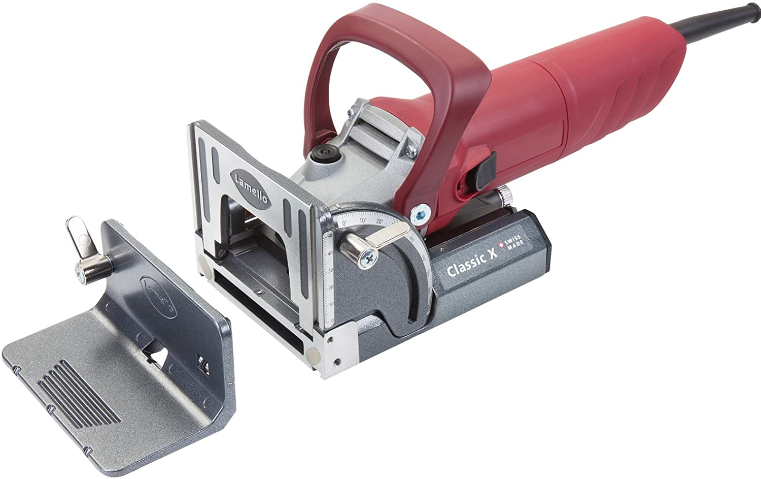 best biscuit joiner: Lamello Classic x 101600 is what you need for versatility