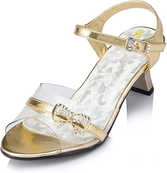 Mädchen Sandalen Sandalette Kinderschuhe Sommer Schuhe Gold