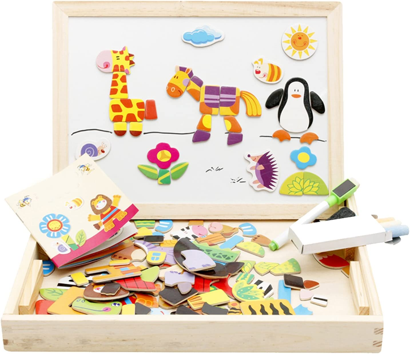 Lewo Wooden Educational Toys
