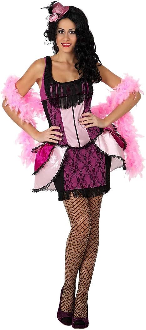 Atosa - Disfraz de cabaret para mujer, talla 42 (8422259169079 ...