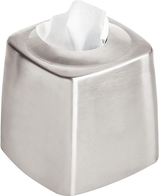 iDesign Austin Funda para caja de pañuelos, dispensador de papel ...