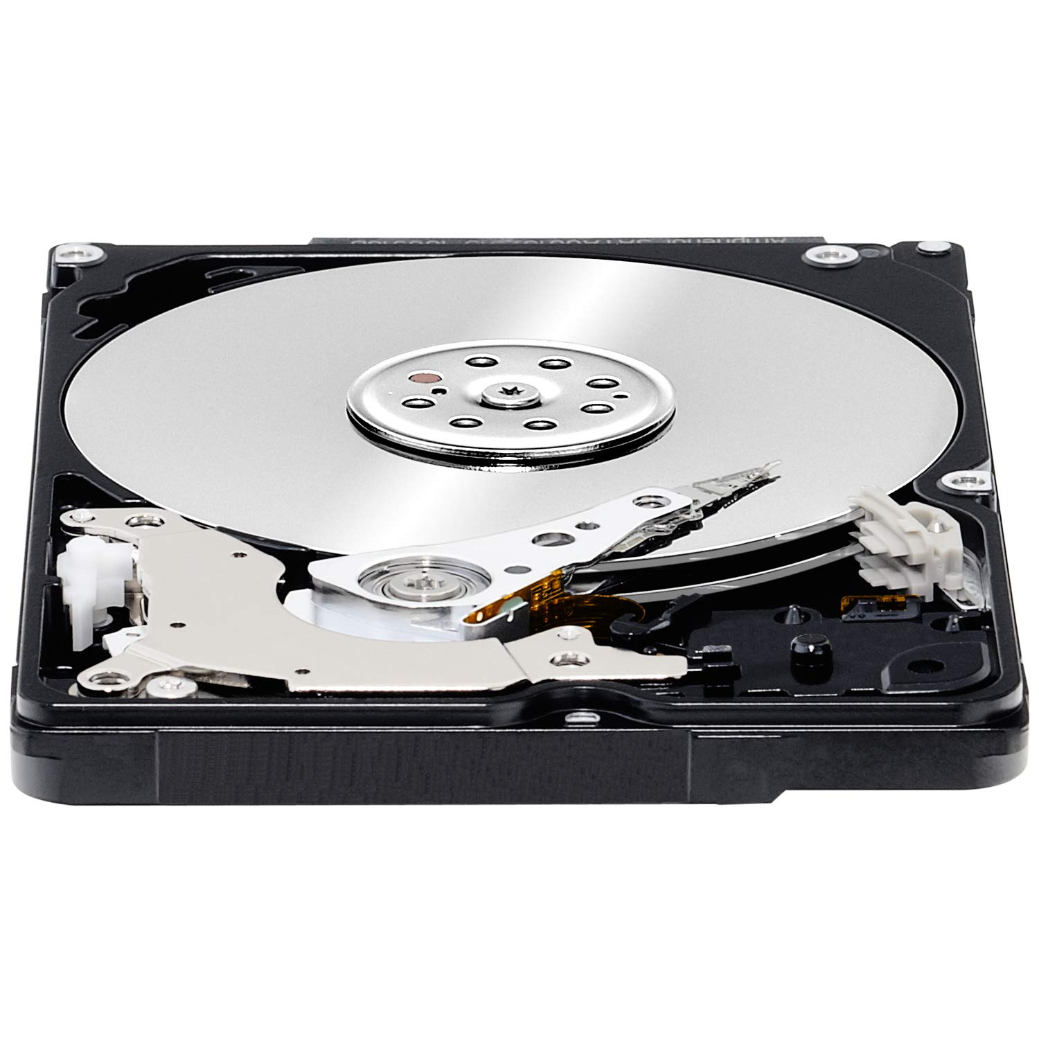 WD Black 1TB Performance Mobile Hard Disk Drive - 7200 RPM SATA 6 Gb/s 32MB Cache 9.5 MM 2.5 Inch - WD10JPLX by Western Digital (Image #7)