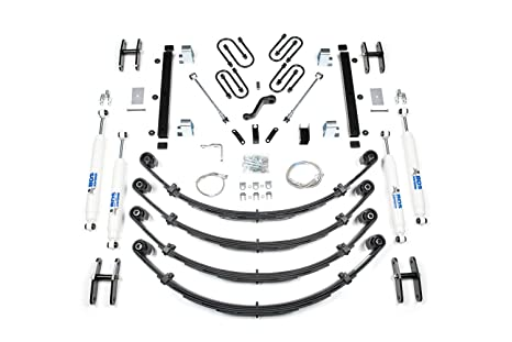 Amazon Com Bds 1432h 6 Lift Kit For The 1987 1995 Jeep Wrangler Yj