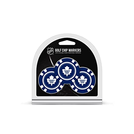494e2a04f23 Team Golf NHL Toronto Maple Leafs Ball Markers (3 Count)