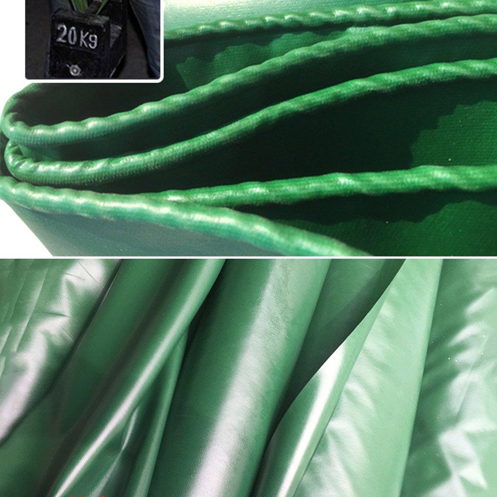 MONFS Home Regenfestes Tuch wasserdicht Regen Tuch wasserdicht Sonnencreme Dicke Dicke Dicke Plane im Freien Winddicht verschleißfest Auto LKW Leinwand Plane Tuch benutzerdefinierte (Farbe   A, Größe   5x7M) B07PMQC9FS Zelte Einzigartig e6bd56