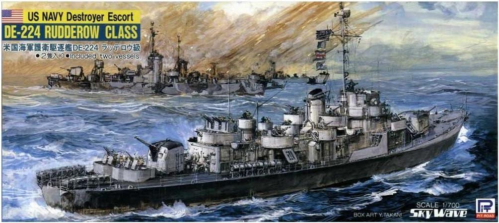 Destroyer escort de