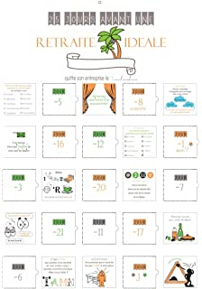 image relating to Retirement Countdown Calendar Printable called 365-working day Countdown in direction of Retirement Tear Off Calendar; 1 12 months