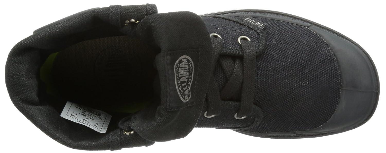 Palladium Women's Baggy Canvas Boot B0031QP7VW 8 B(M) US Black