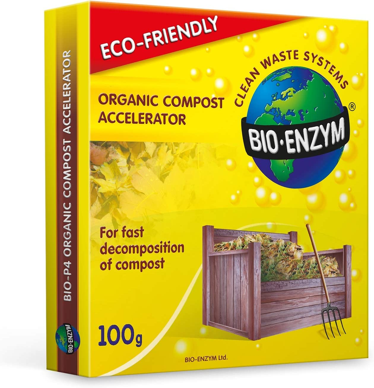 BIO-P4 Acelerador de compost: Amazon.es: Hogar