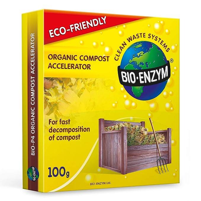 BIO-P4 Acelerador de compost