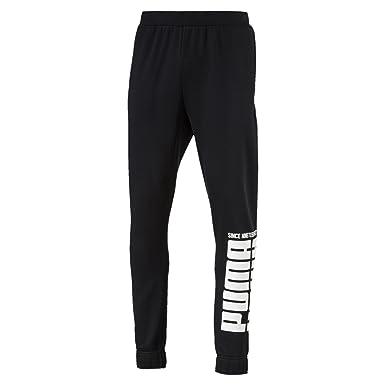 9c3958059e Puma Men's Rebel Bold Fl Pants: Amazon.co.uk: Clothing