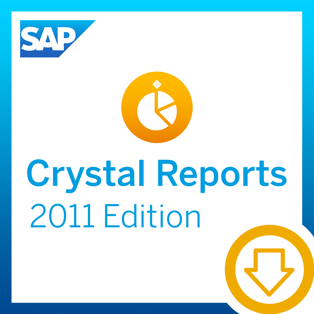 SAP Crystal Reports, 2011 [Download] by SAP