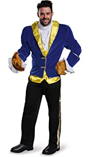 Prestige Beast Costume Beauty And the Beast Disney Disguise 20991