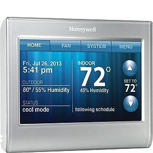 Honeywell Wi-Fi Smart Thermostat RTH9580WF