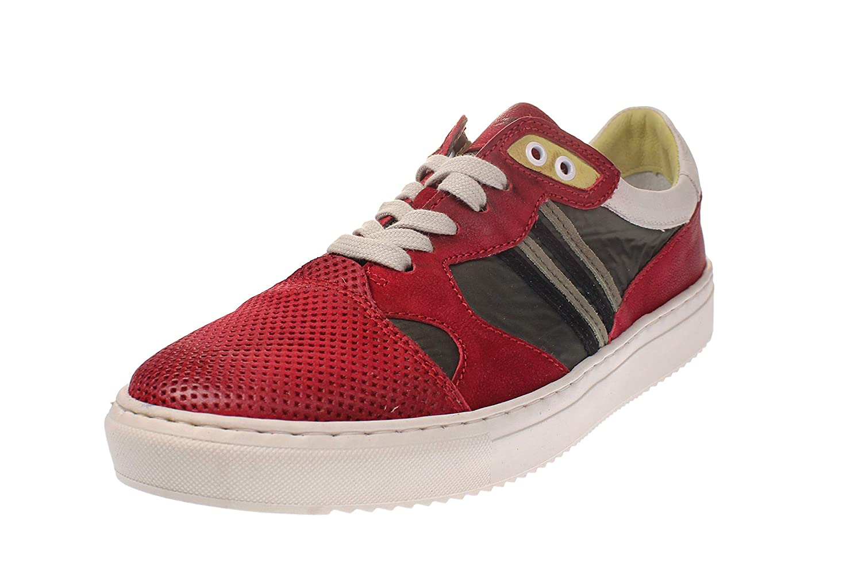 Mjus 379101-101-0001 - Herren Schuhe Turnschuhe - combi-1-porpora