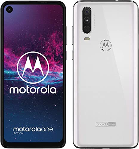 Amazon.com: Motorola One Action Dual-SIM XT2013 128GB (GSM ...