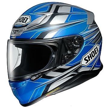 Shoei NXR Rumpus TC2 Casco del motociclo Taglia XS