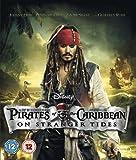 Pirates of the Caribbean: On Stranger Tides [Blu-ray] [Region Free]