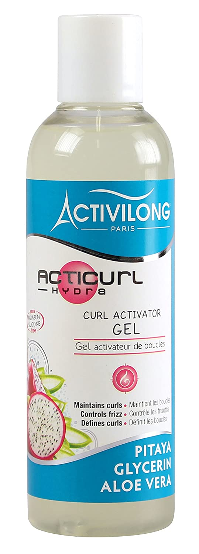 Activilong Acticurl Hydra Curl Activator Gel Pitaya Glycerin Aloe Vera 200 ml Labomai