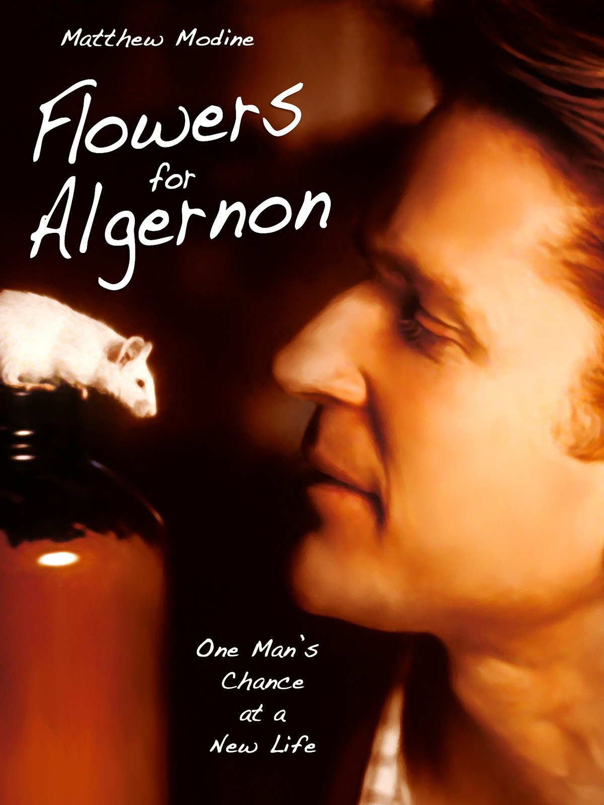 Amazon.com Watch Flowers for Algernon