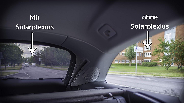 Solarplexius Sonnenschutz Autosonnenschutz Scheibent/önung Sonnenschutzfolie A3 Typ 8V 3-T/ürer ab 2012